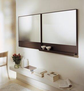 Decorando con espejos for Modelos de espejos para sala