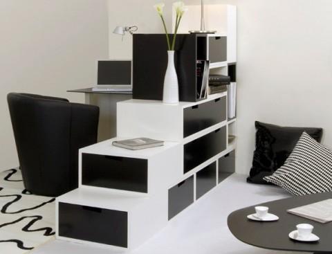 Muebles para optimizar espacios decoracion de interiores for Sillones para departamentos pequenos