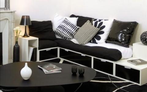 Muebles para optimizar espacios decoracion de interiores - Muebles inteligentes ...