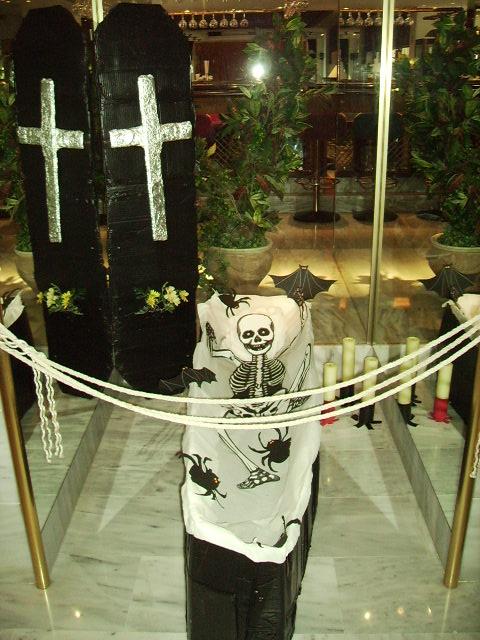 Decoracion Oficina Halloween ~ Decorando en Halloween  Decoracion  Ideas de decoracion