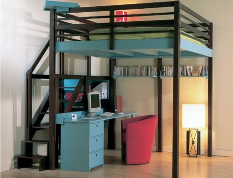 Ahorra espacio con espace loggia muebles for Muebles modernos para casas pequenas