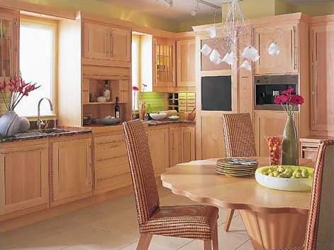Los amoblamientos de cocina muebles for Cocinas integrales clasicas