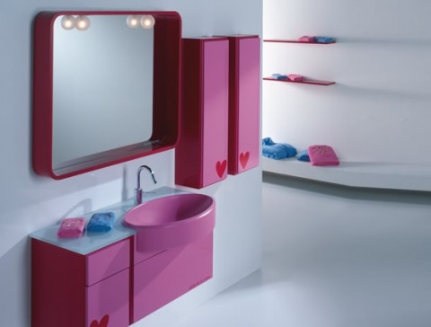 muebles de baño - agatha ruiz de la prada - Azulejos Bano Agatha Ruiz Dela Prada