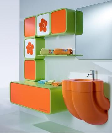Muebles de ba o agatha ruiz de la prada for Accesorios bano infantil