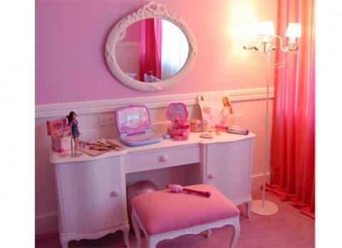 La casa de Barbie - Estilos