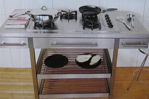 Emejing Muebles De Cocina Metalicos Pictures - Casas: Ideas ...