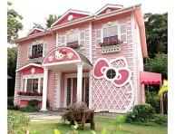imagen El castillo de Hello Kitty