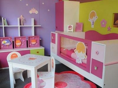 Muebles para bebés - Interiores