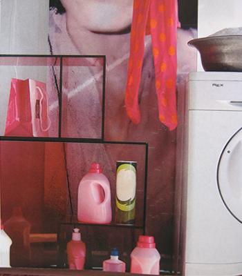 Cuarto de lavado, un lugar para decorar 1