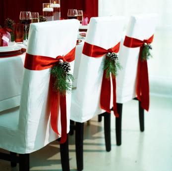 decora tus sillas para navidad 1