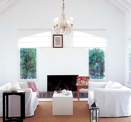 Decorar con cortinas primera parte for Ideas para decorar tu living comedor