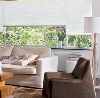 Decorar con cortinas - cocina comedor - 12