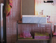 imagen Un baño romántico