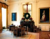 imagen El estilo Michelle Obama en la decoración navideña de la Casa Blanca