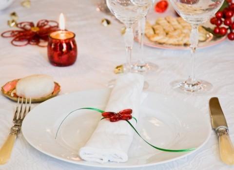 Ideas para decorar tu mesa de navidad fiestas for Ambientacion para navidad