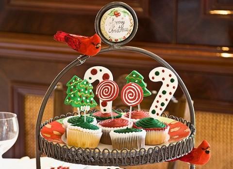 Ideas para decorar tu mesa de Navidad-05