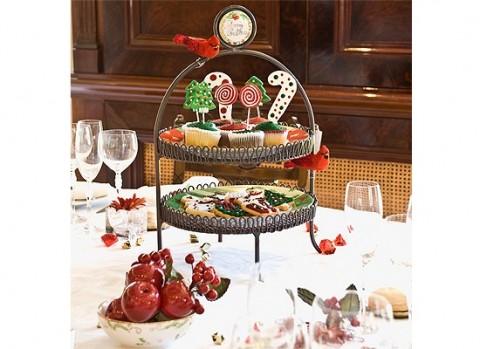 Ideas para decorar tu mesa de Navidad-08