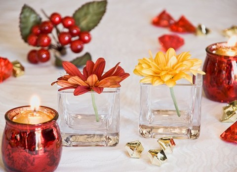 Ideas para decorar tu mesa de Navidad-09