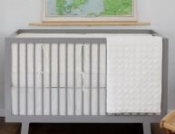 imagen Muebles para bebés: camas adorables