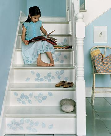 Un toque personal a tu escalera 1