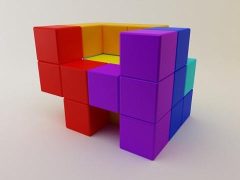 Muebles con estilo Tetris-05