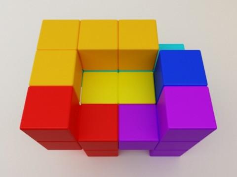 Muebles con estilo Tetris-07