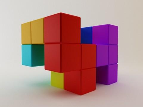 Muebles con estilo Tetris-08