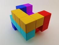 imagen Muebles con estilo Tetris