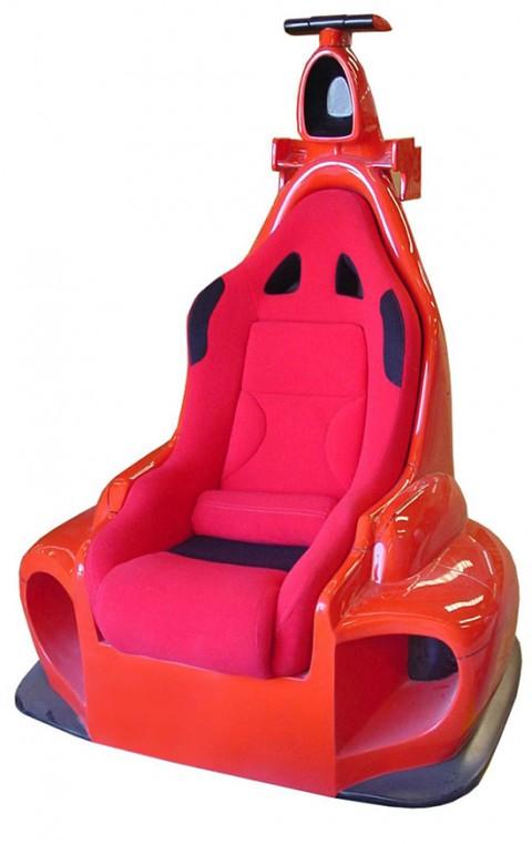 El sillón Ferrari 2