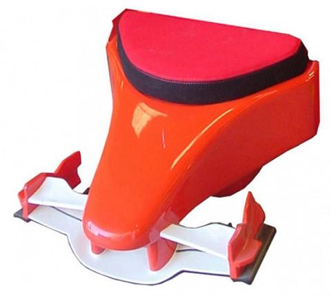 El sillón Ferrari 4