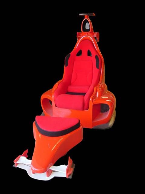 El sillón Ferrari 5