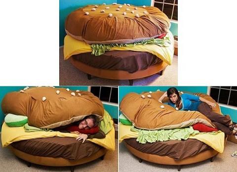 La cama hamburguesa 2