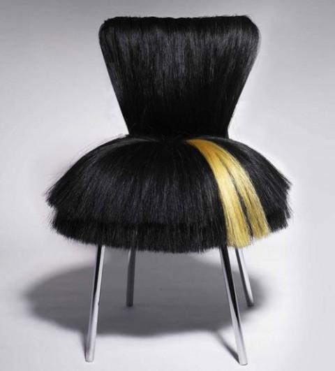 Sillones y sillas con pelo1