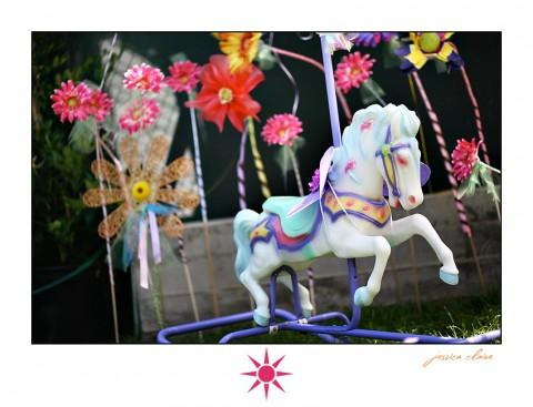 Decoración de Alice in Wonderland para los cumpleaños-05