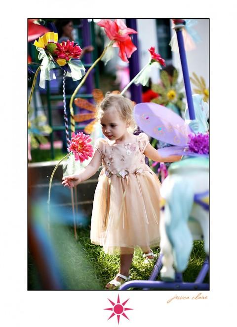 Decoración de Alice in Wonderland para los cumpleaños-07