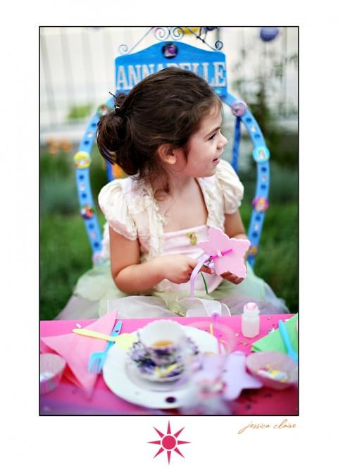 Decoración de Alice in Wonderland para los cumpleaños-11