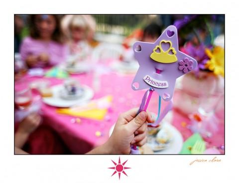 Decoración de Alice in Wonderland para los cumpleaños-12