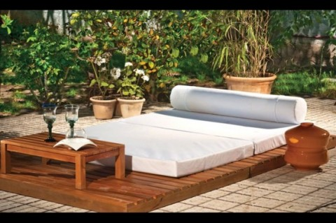 Mobiliario diferente para tu jard n o terraza muebles for Mobiliario jardin terraza