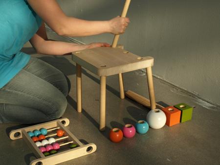 Screw el mobiliario para aprender jugando 7