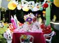 imagen Decoración de Alice in Wonderland para los cumpleaños