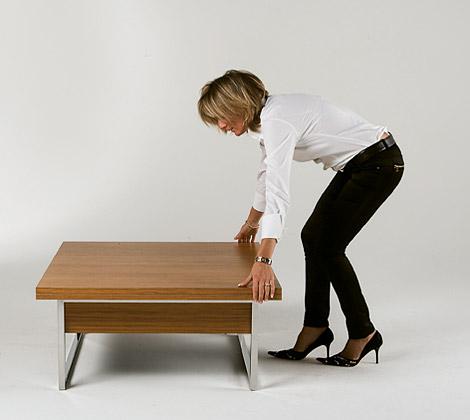 Trendy la mesa de living funcional 1