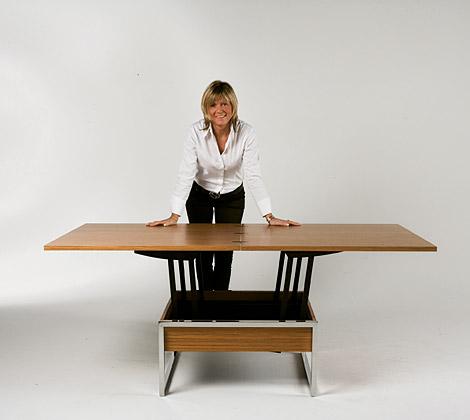 Trendy la mesa de living funcional 4