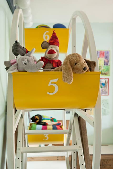 habitacion de niños en un Circo4