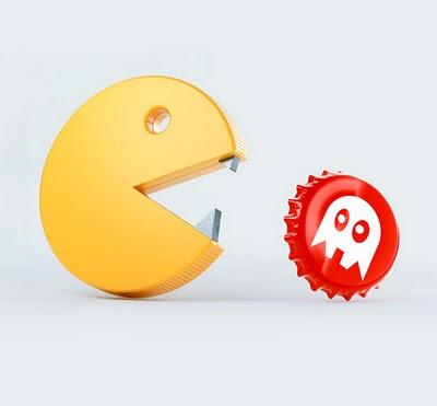 Destapador PacMan