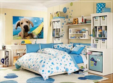 Ideas para el habitaciones de jovencitas-08