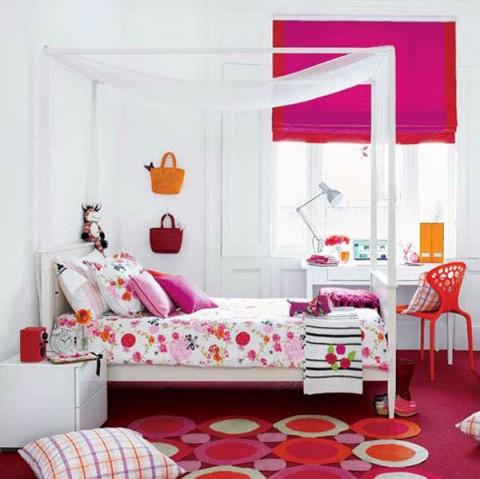 Ideas para el habitaciones de jovencitas-10