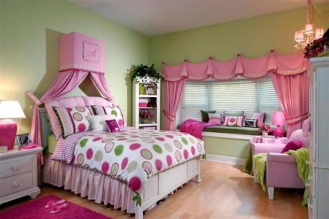 Ideas para el habitaciones de jovencitas-11