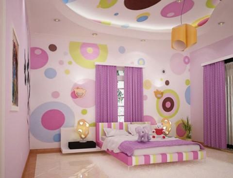 Ideas para el habitaciones de jovencitas-14