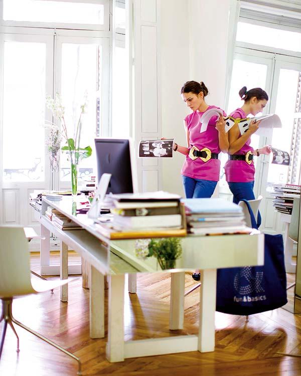El despacho u oficina en casa 01 gu a para decorar - Decorar despacho en casa ...