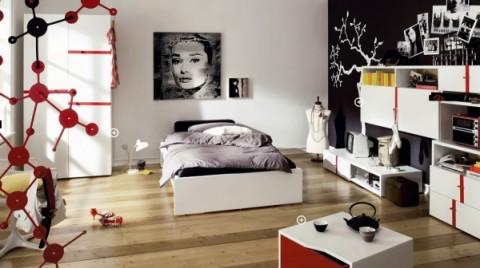 Ideas para el habitaciones de jovencitas-27
